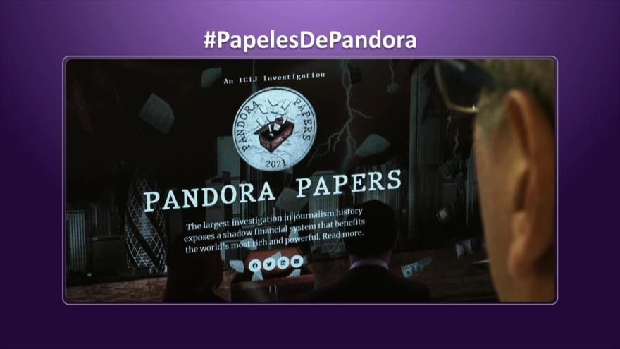 Etiquetaje: Papeles de Pandora: Otro gran escándalo fiscal mundial