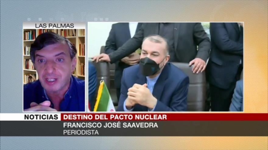 Saavedra: EEUU e Israel ejercen presión a Europa ante pacto nuclear