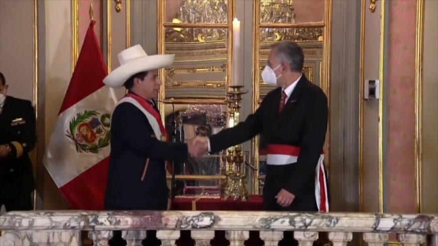 Acuerdo nuclear. Palestina contra Israel. Nuevo Gabinete de Perú - Boletín: 16:30 - 07/10/2021