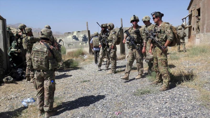 Militares estadounidenses en Afganistán, 6 de agosto de 2018. (Foto: Reuters)
