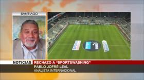 Jofré Leal: Arabia Saudí compra equipos de fútbol para lavar imagen
