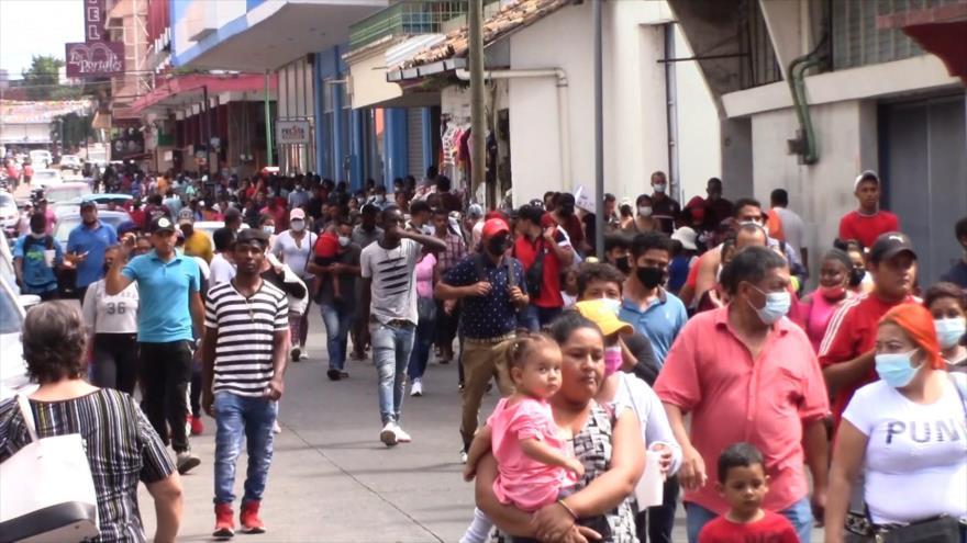 Cancelan expedición de visas humanitarias en frontera de México