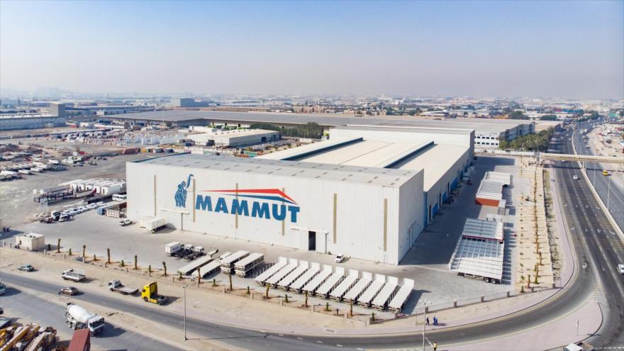 EE.UU. elimina de su lista de sanciones al Grupo Industrial Mammut y su subsidiaria Mammut Diesel.