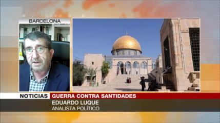 Luque: Constante violencia de Israel lleva a la región a la guerra
