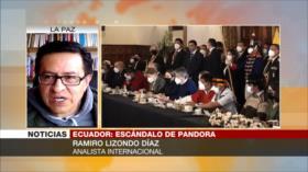 Lizondo Díaz: Lasso no está capacitado para dirigir Ecuador