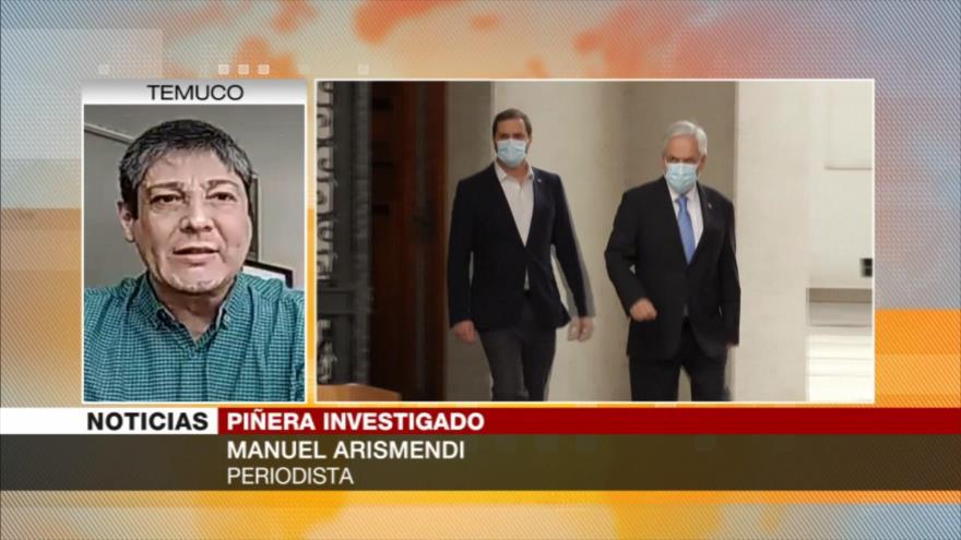 Arismendi: Piñera ha metido el país en una situación muy compleja | HISPANTV