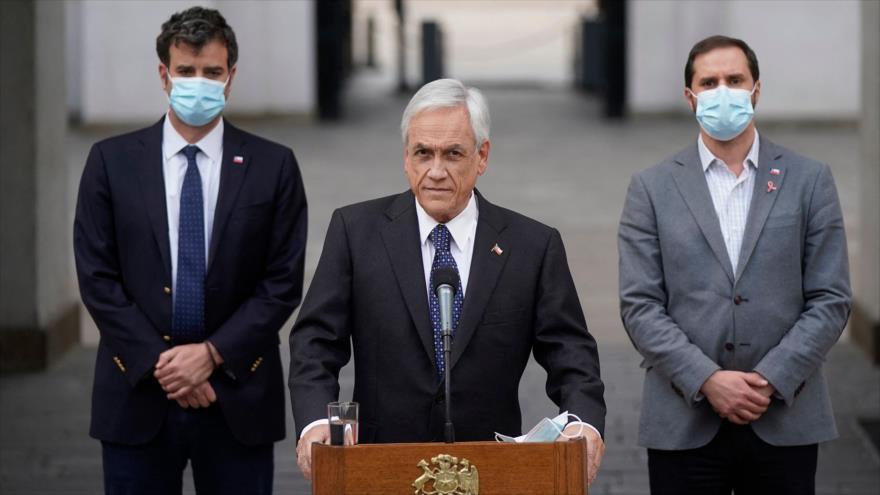 Fiscalía chilena investiga a Piñera por caso de papeles de Pandora | HISPANTV