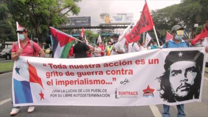 Denuncian injerencia de Israel en el homenaje de Che en Panamá