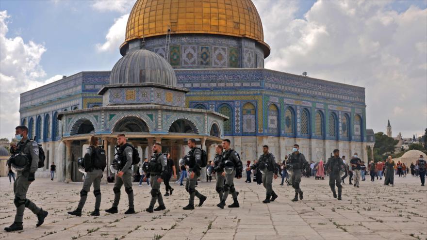 Palestina exige acciones firmes ante la agresión israelí a Al-Aqsa | HISPANTV