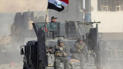 Ejército de Irak captura a cinco elementos de Daesh en Kirkuk
