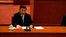 Presidente chino advierte que no tolera separatismo de Taiwán