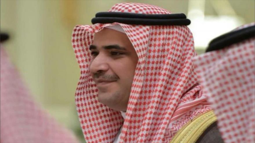 Saud al-Qahtani, exasesor del príncipe heredero de Arabia Saudí, Muhamad Bin Salman.