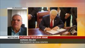 Zelaia: EEUU teme el fortalecimiento de Irán por energía nuclear