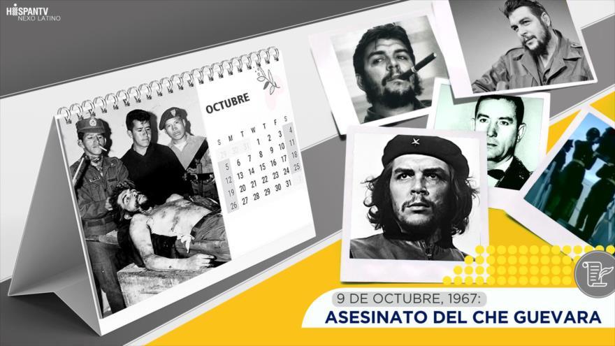 Esta semana en la historia: Asesinato del Che Guevara