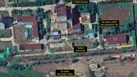 Informe: Pyongyang estaría operando el reactor nuclear en Yongbyon