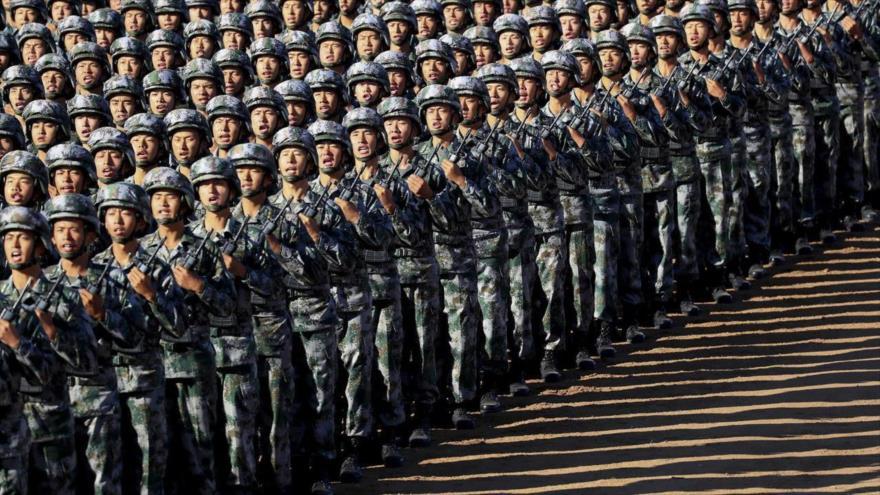 Informe: Taiwán caerá en una semana si entra en guerra con China | HISPANTV