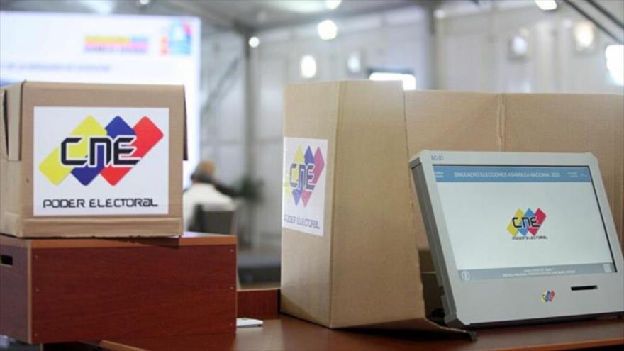 Venezuela realiza simulacro electoral con observación internacional | HISPANTV