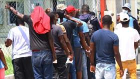 """Haití condena comentarios """"racistas"""" de Trump contra migrantes"""