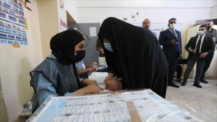 Arrancan parlamentarias en Irak; 25 millones de votantes convocados