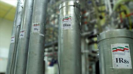 Reservas de uranio enriquecido al 20 % de Irán alcanzan los 120 kg