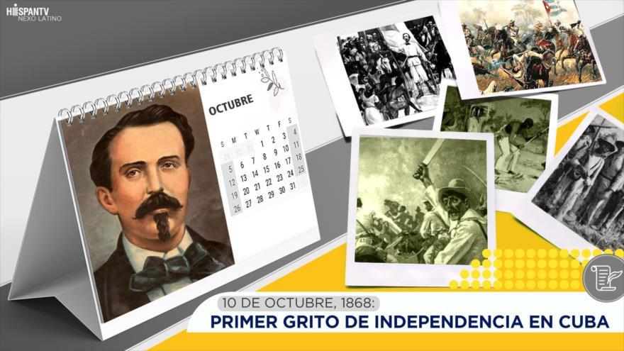 Esta semana en la historia: Primer grito de independencia en Cuba
