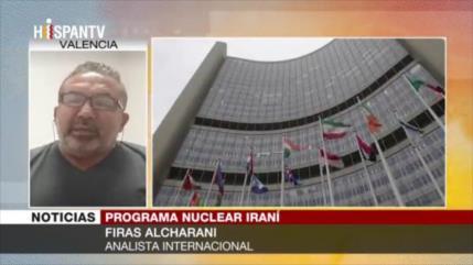 Alcharani: AIEA es parcial, no habla de bombas atómicas de Israel