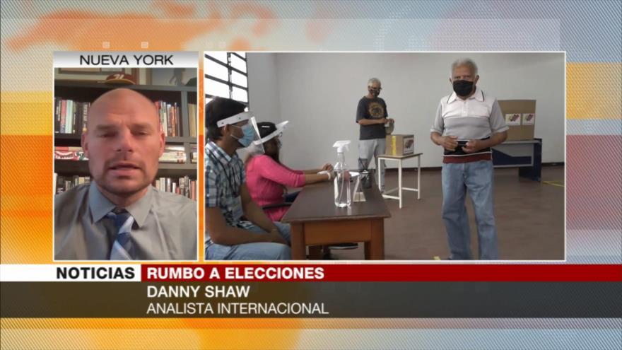 Shaw: Venezuela sí puede llevar a cabo elecciones pacíficas