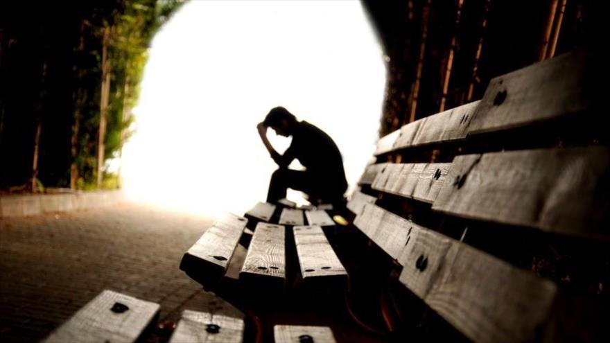 Pandemia de coronavirus aumenta casos de ansiedad y depresión.