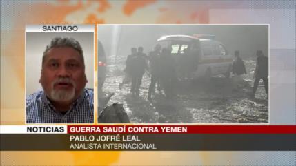 'Occidente ignora crímenes de Riad para vender armas por doquier'
