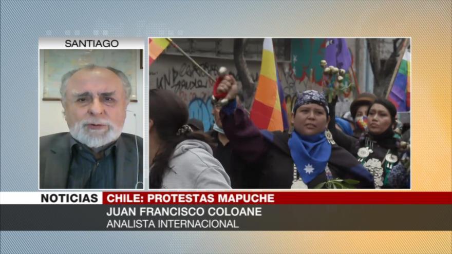 'Demandas de mapuche en Chile es tema de debate, no conflicto'