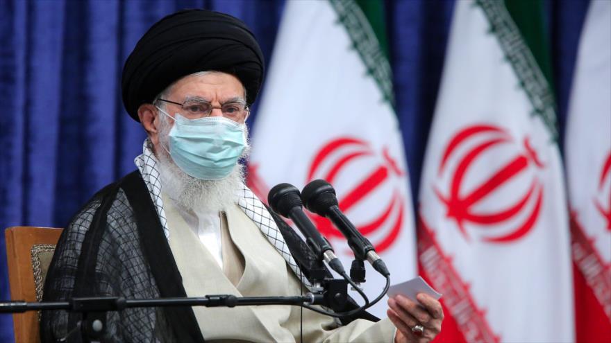 El Líder de Irán, el ayatolá Seyed Ali Jamenei. (Foto: Khamenei.ir)