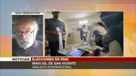 Gil: Elecciones de Irak eran temidas por parte de prensa occidental