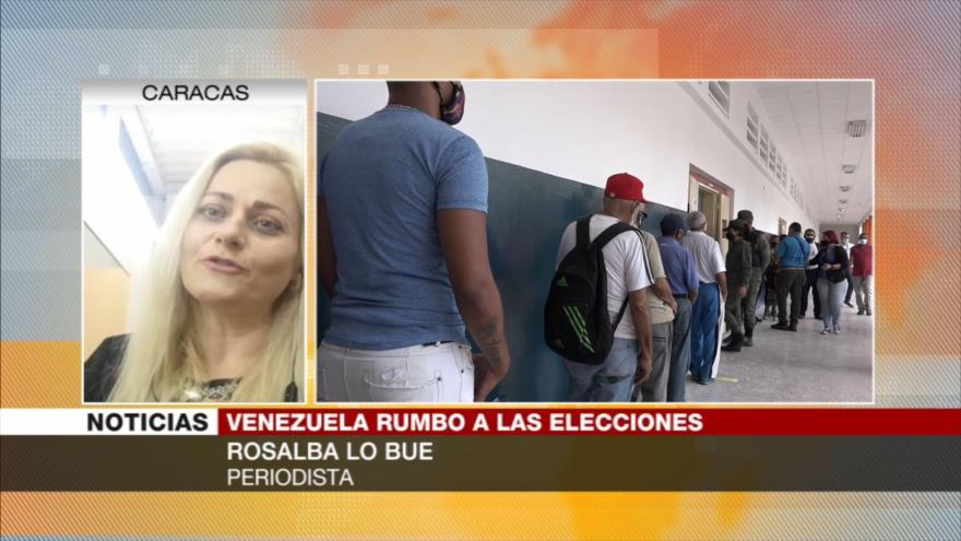 Lo Bue: Venezuela está preparada para sus elecciones del 21-N