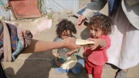 Yemen, a un solo paso de hambruna; la ONU hace sonar alarmas