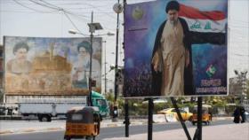 Partido del líder popular Al-Sadr, más votado en parlamentarias