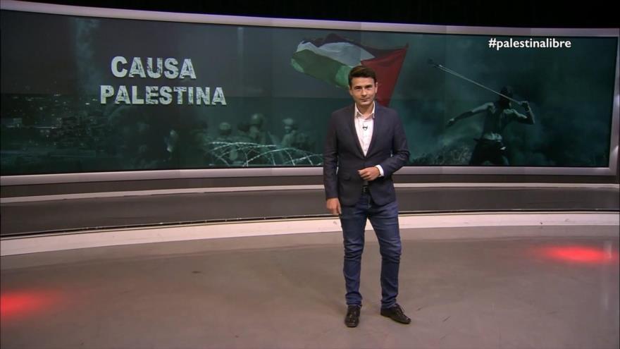 Causa Palestina: Anexión silenciosa