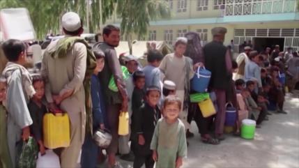 Moribunda economía afgana necesita ayuda urgente, la ONU alerta