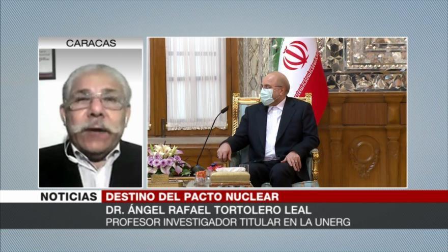 ¿Hay esperanzas en reactivar el pacto nuclear?, Tortolero responde