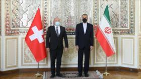 Canciller persa: Retomamos diálogos nucleares en un futuro cercano