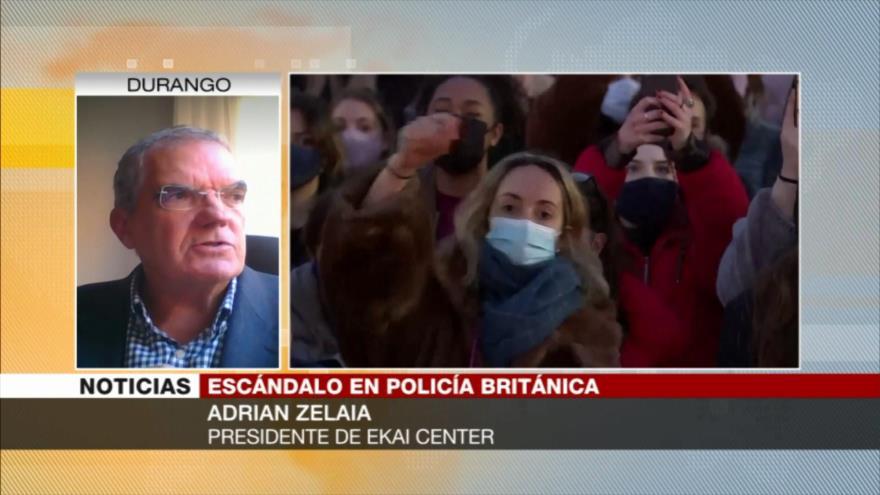 """""""Hay connivencia política detrás de corrupción policial en Occidente"""""""