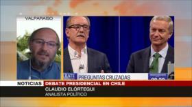 Elórtegui: Candidato ultraderechista Kast es el Bolsonaro chileno