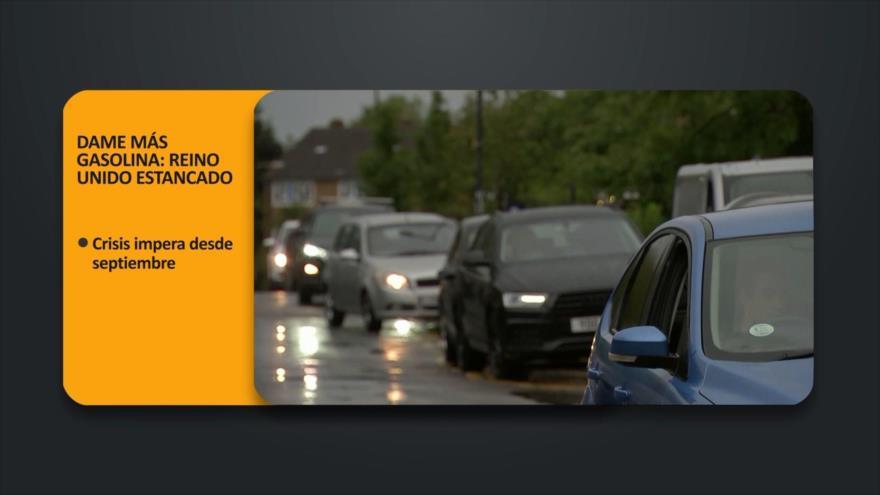 PoliMedios: Dame más gasolina: Reino Unido estancado