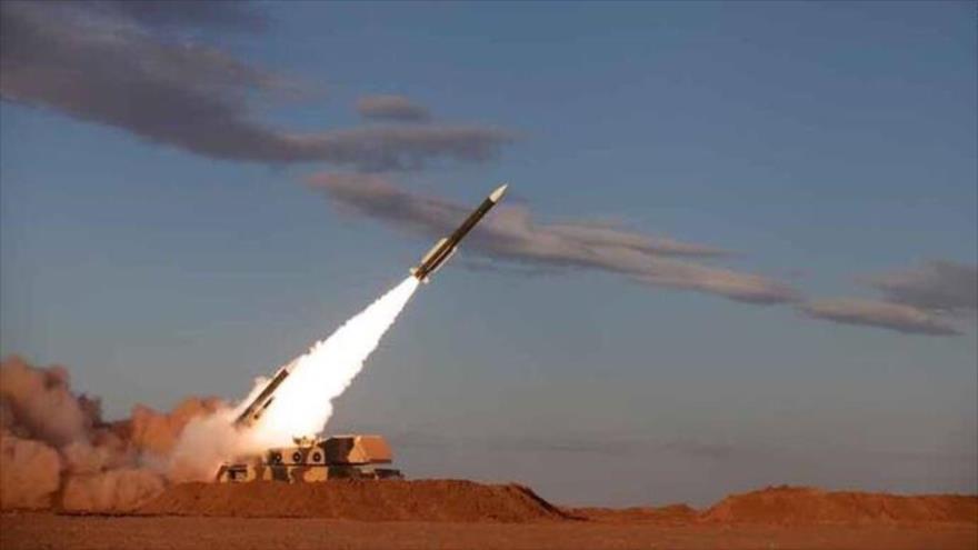 Vídeo: Nuevos sistemas de misiles iraníes destruyen blancos hostiles