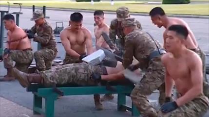 Vídeo muestra capacidad y fuerza de súper soldados norcoreanos