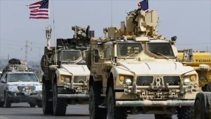 Otro convoy con apoyo logístico para EEUU es atacado en Irak