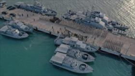 EEUU, inquieto por presencia de China en una base naval de Camboya