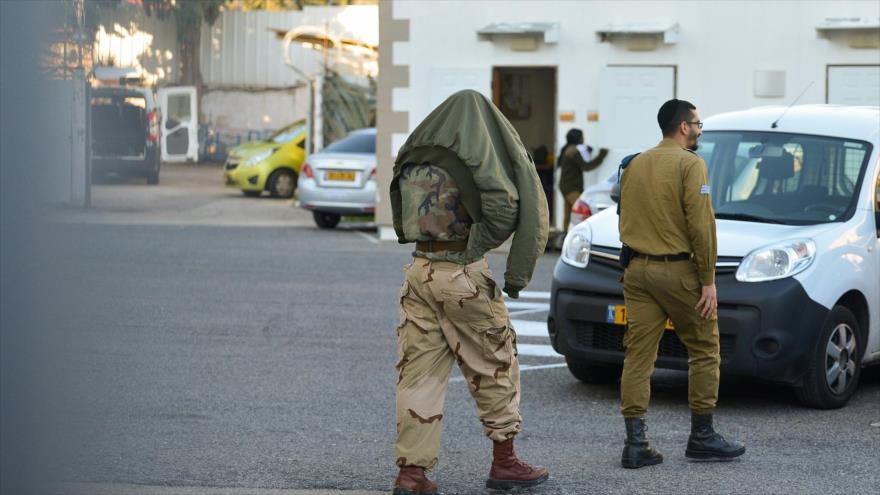 Militares israelíes del batallón Netzah Yehuda, 10 de enero de 2019. (Foto: Flash90)