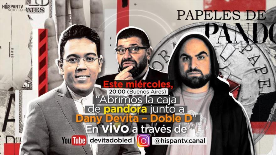 HispanTV abre caja de Pandora junto a Dany Devita-Doble D