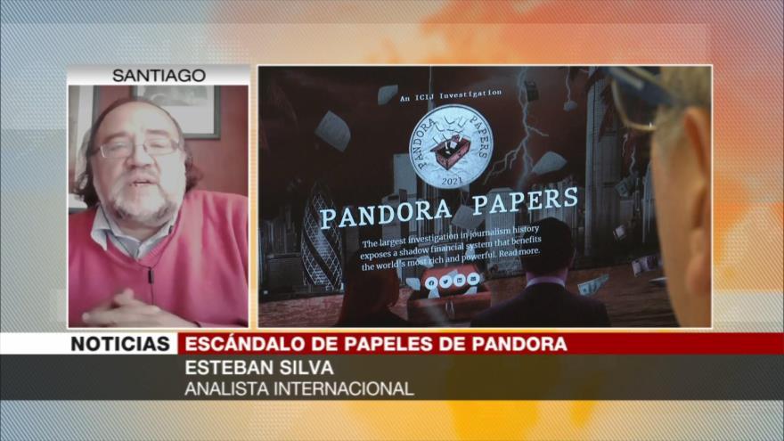 Silva: Piñera compromete honor y soberanía de Chile por caso Pandora
