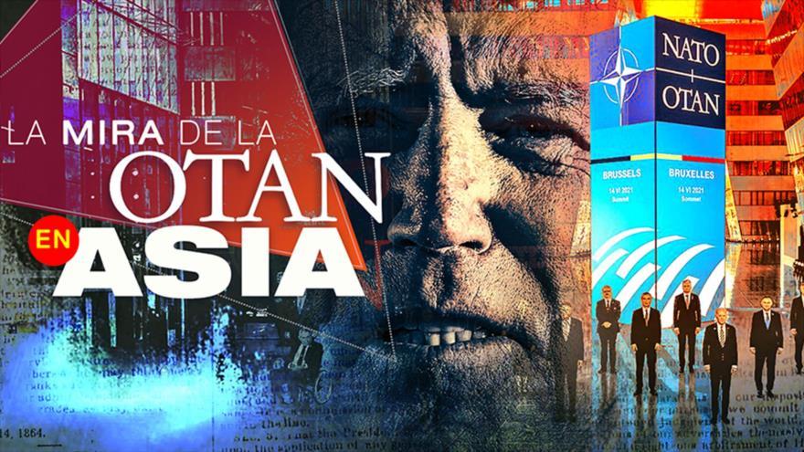 Detrás de la Razón: La mira de la OTAN en Asia